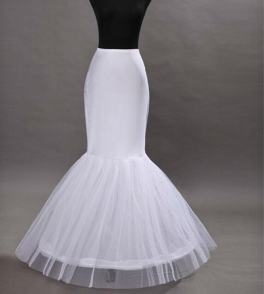 Wish | Tidetells Mermaid Petticoat Wedding Accessories Wedding Skirt ...