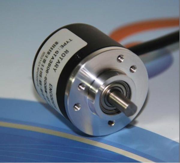 R 5V-24V Incremental Rotary AB 2 Phase 6mm Shaft New Encoder 600 P