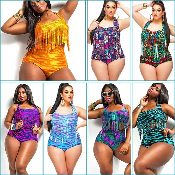 87ef44c72f Fashion, plus size bikinis, plus size women swimwear, Women's Fashion