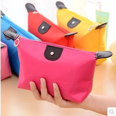 Picture of Waterproof Make Up Organizer Bag Women Men Casual Travel Bag Multi Functional Cosmetic Bags Storage Bag Makeup Bag Handbag