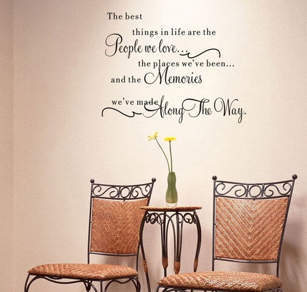 art, Home Decor, Fashion wall sticker, Home & Living