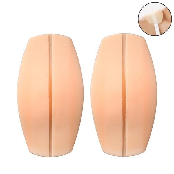 2Pcs Reusable Silicone Bra Strap Pads Non-slip Shoulder Pads Cushion Pain Relief