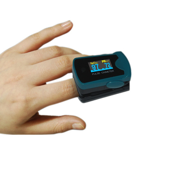 ChoiceMMed CE FDA TUV Approved PULSE OXIMETER FINGERTIP BLOOD OXYGEN SPO2  MONITOR MD300C631