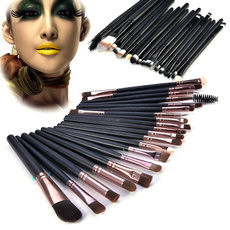 20 pcs Makeup brush set| Powder foundation eyeshadow eyeliner lip cosmetic brushes