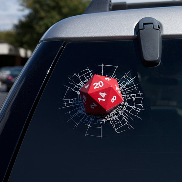 Auto Glass Stickers