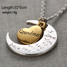 cheap necklace, Love, Jewelry, familynecklace
