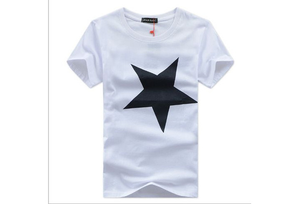 high quality 100% brand Exquisite contton men t-shirts t shirt printed fashion short sleeve t shirt