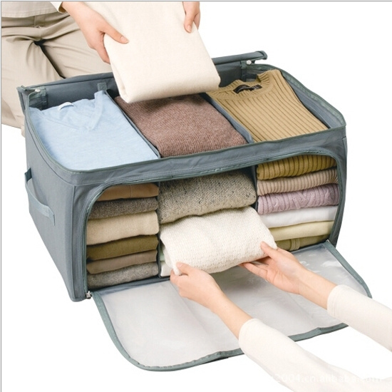 Box, Foldable, Charcoal, Home & Living
