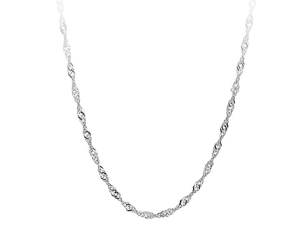925 sterling silver necklace, Sterling, Chain Necklace, Fashion necklaces
