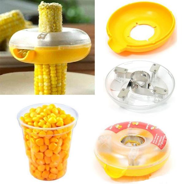 Kitchen Tools Corn Kernel Corn Separator Great helper of Mom