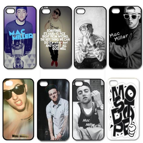 Rap Singer Mac Miller Cell Phones Cover Case for Apple iPhone 6 and i6  4 7inch Cases i phone 6 and i6