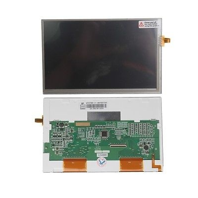 display For Autel MaxiDAS DS708 touch screen