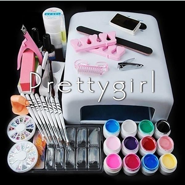 nail tips, Beauty, Nail Polish, Tool