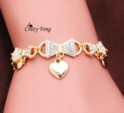 Heart, Fashion, Chain, motherdaysgift