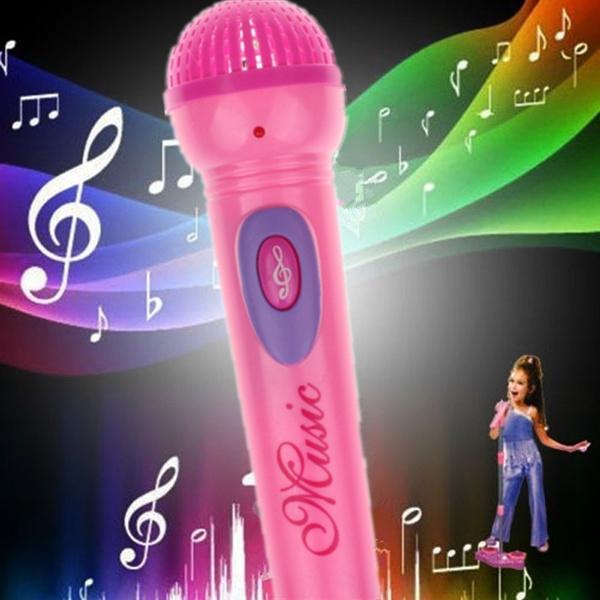 Výsledok vyhľadávania obrázkov pre dopyt 2017 Girls Boys Microphone Mic Karaoke Singing Kid Funny Gift Music Toys