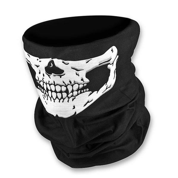 Fashion, Necks, skull, Masks