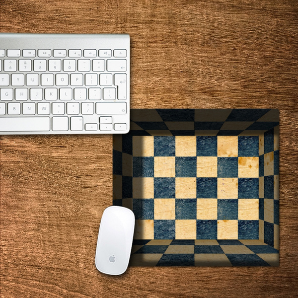 Modern Home Decoration 3d Desktop Mouse Pad Computer Gaming Sticker
