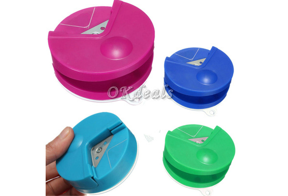 1P R4 Corner Rounder 4mm Paper Punch Card Photo Cutter Tool Craft Scrapbooking
