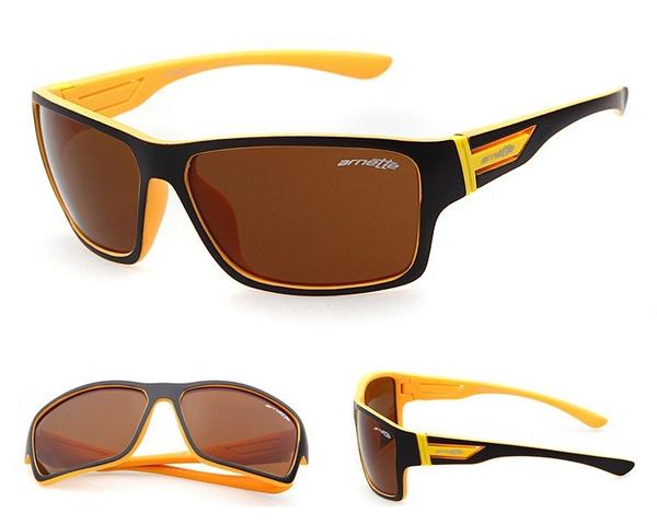 404f1f280 Newest Arnette GOLD ONE Sunglasses Sports Cycling Sunglass UV400 ...