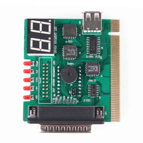 c278e3c72a94 New USB PCI PC Notebook Laptop Analyzer Diagnostic Motherboard POST Card