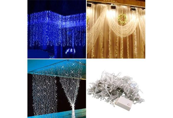 10M 100 LED Charming Fairy String Light Christmas Wedding Party Decor Lamp (220V EU Plug)