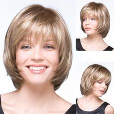bobwigwithbang, wig, fashion wig, naturalbobwig