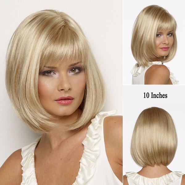 Fashion, dailypartywig, Straight Hair, brownwomenhair