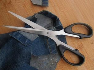 Stainless Steel Scissors, Steel, Stainless Steel, Tool