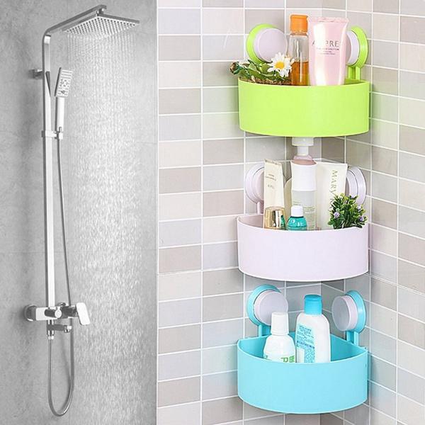 Beau Wish | 1 Pcs Fashion Plastic Bathroom Accessories Kitchen Storage ...