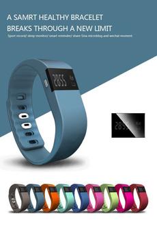TW64 fitness tracker Smartband sport bracelet smart Wristband Bluetooth 4.0 pedometer smartwatch for miband phones