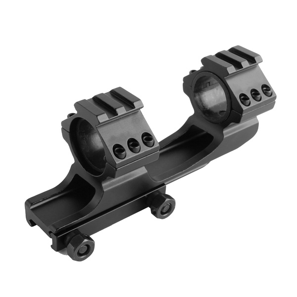 AR Rife Mount Rings High Profile for Picatinny Weaver Rail Scope ArmourTac 1 IN