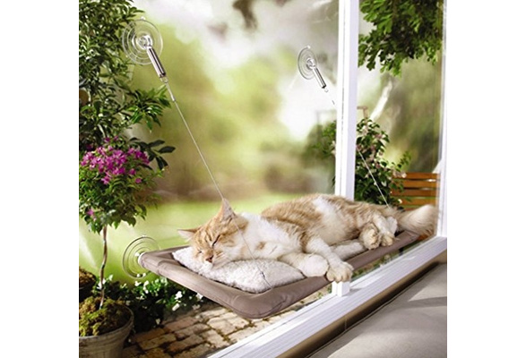 Superb New Cat Bed Sunny Seat Window Mounted Cat Bed Andrewgaddart Wooden Chair Designs For Living Room Andrewgaddartcom