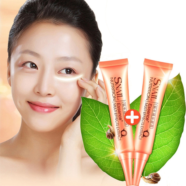 Picture of Snail Essence Eye Cream Lifting Firm Anti Puffiness Dark Circle Anti Wrinkle