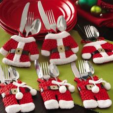 cute, christmascutleryset, christmascutlery, pants