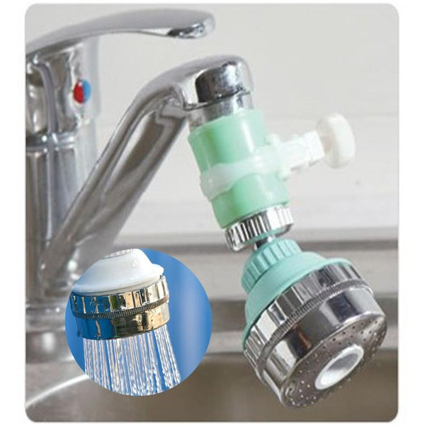 Picture of Water-saving And Filter Faucet Color White