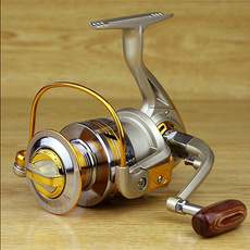 High Quality Durable 10BB Ball Saltwater Freshwater Aluminum Spool Gear Fishing Spinning Reel 5.5:1  NWA