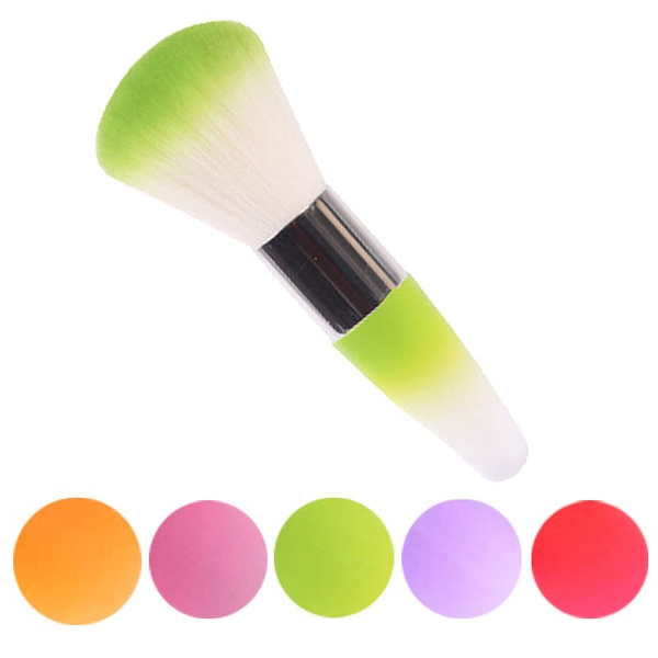 Picture of Legal Brush Remove Dust Powder For Acrylic Nails Nail And Nail Art Dust Clean