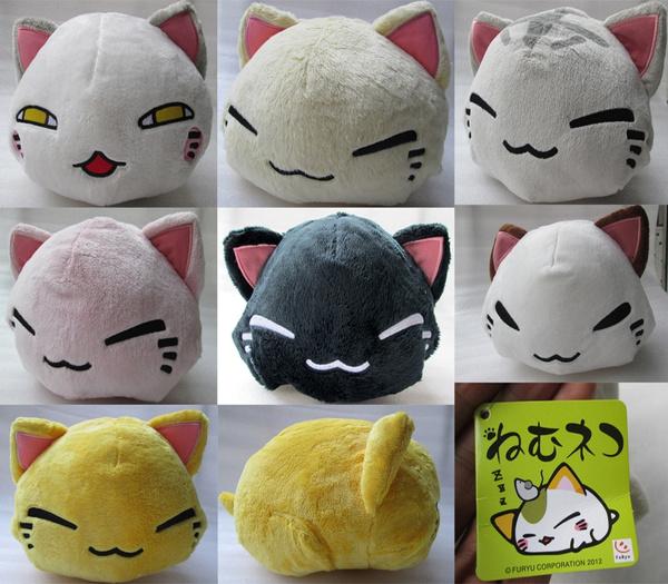 wish bugcat capoo cosplay blue cute cat toy stuffed amp plush