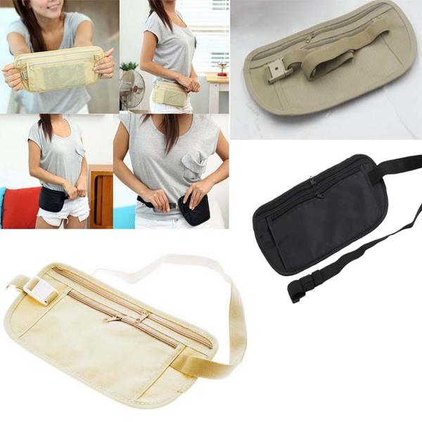 Picture of Unisex Travel Sport Waist Belt Bag