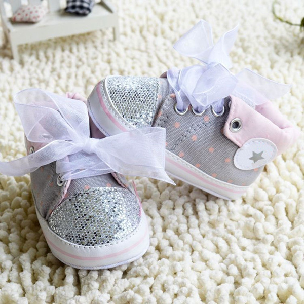 casual shoes, Gray, Baby Shoes, cribshoe