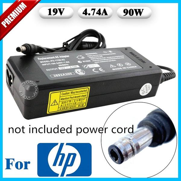 19V 4 74A 90W Laptop AC Adapter Charger for HP Pavilion dV1000 dV1010  dv8000 dv9000 dV9100 dV6000