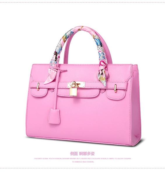 ea744a878906 Wish 2016 New Fancy Scarf Saffiano Bag Women Leather Handbags Of