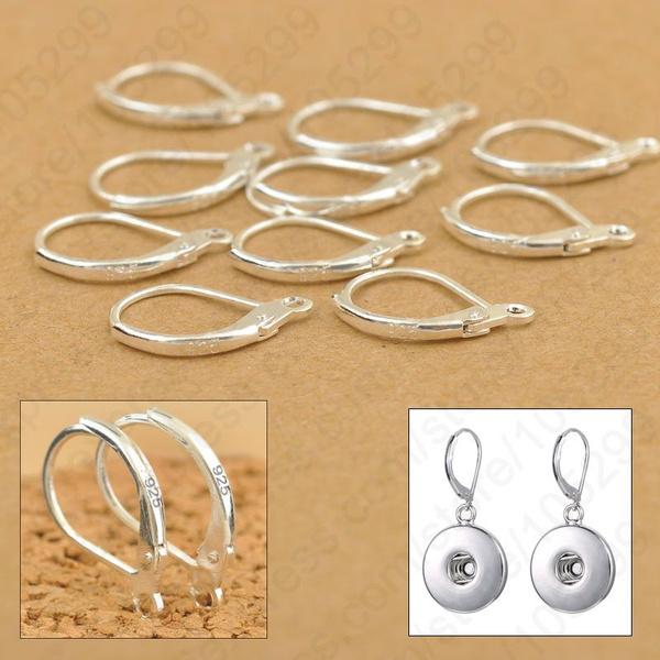 Sterling, Jewelry, Jewellery, Earring