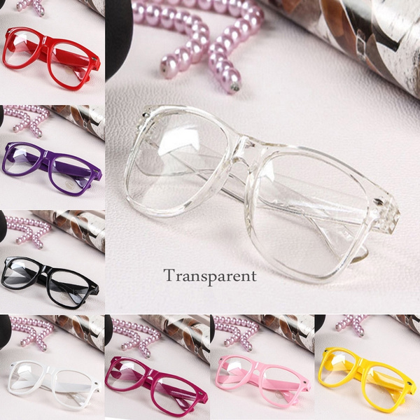 Picture of Sport Eyeglass Frames Eyewear Clear Lens Plain Computer Glasses Spectacles