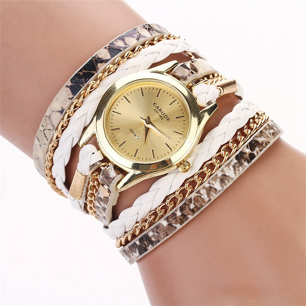 Picture of Ladies Fashion Knitting Watches