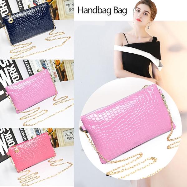 Picture of Womens Shoulder Bag Leather Bag Clutch Handbag Tote Purse Hobo Messenger