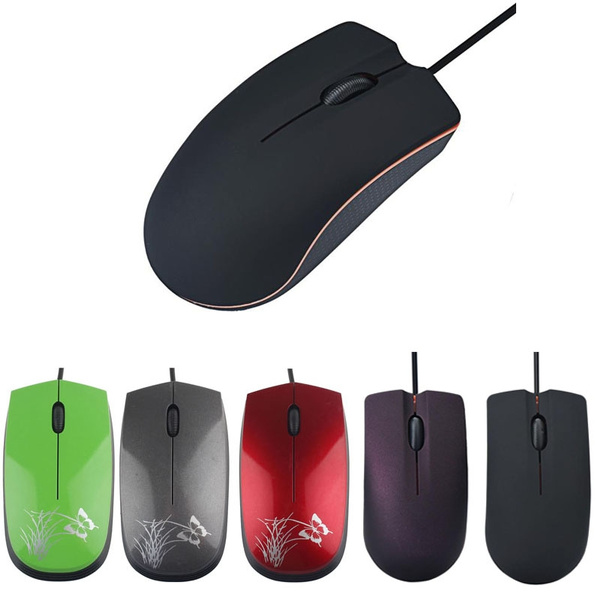 Picture of Fashion Usb 2.0 Wired Mini Optical Led Mouse For Pc And Laptop Computers