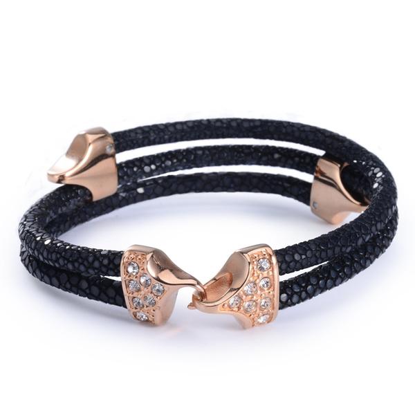 Thailand Stingray Bracelet Gold Plated