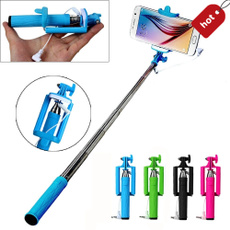 Extendable Handheld Self-Pole Tripod portable beauty Stick For Smartphone