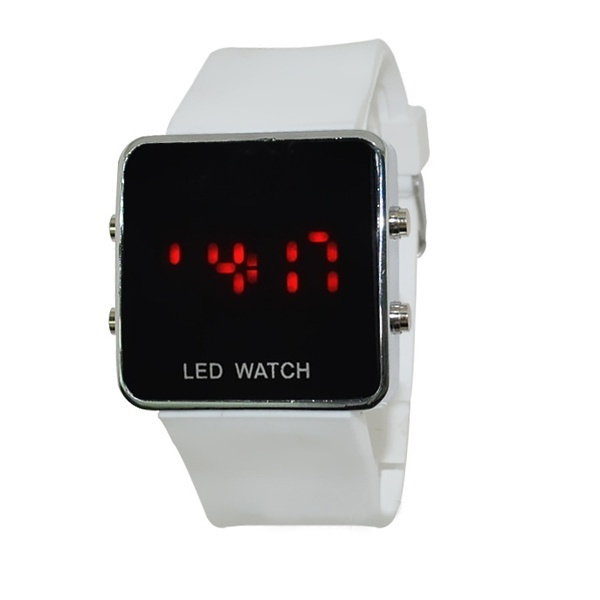 Mens Womens Boys Girls LED Watch Student Watch